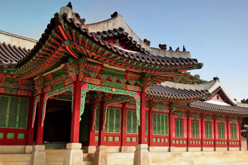 Changdeokgung Palace & National  Museum Tour