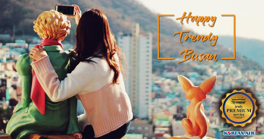 HAPPY TRENDY BUSAN