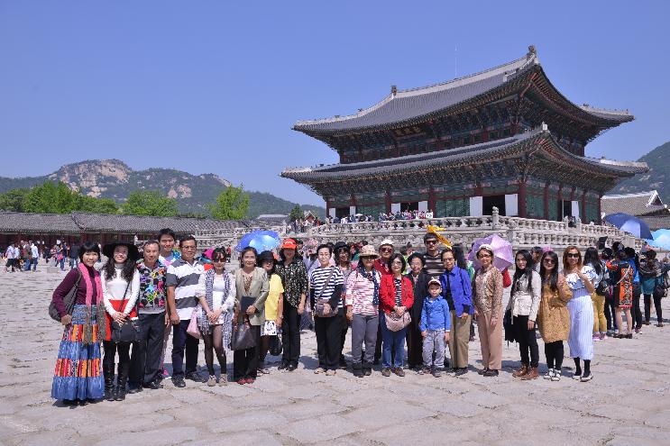 ทัวร์เกาหลี Happy Romantic Spring 7-11 May'15