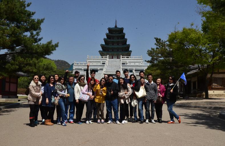 ทัวร์เกาหลี ็Happy Romantic14-18Apr'15
