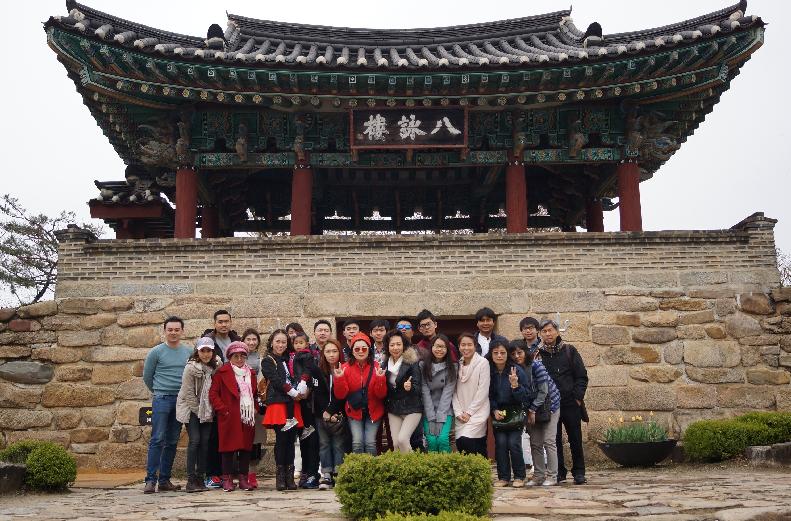 ทัวร์เกาหลี Happy Delight 13-17 Apr'15
