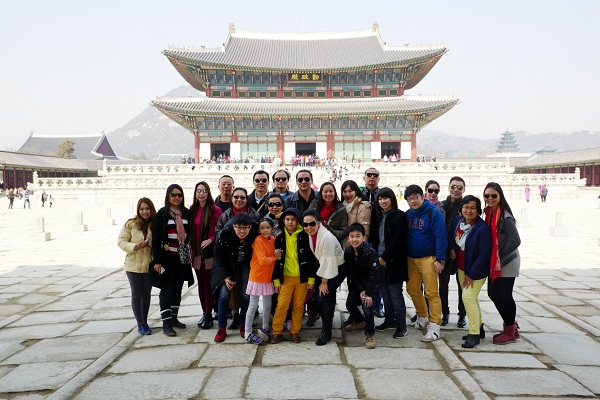 Welcome To Korea ASAM Bus  5