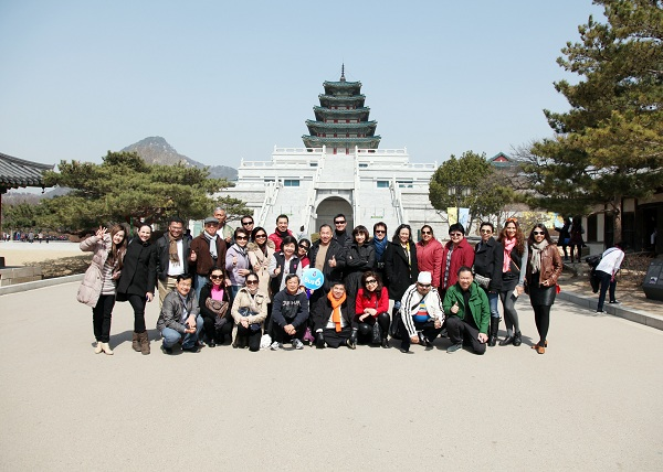 Welcome To Korea ASAM Bus  6