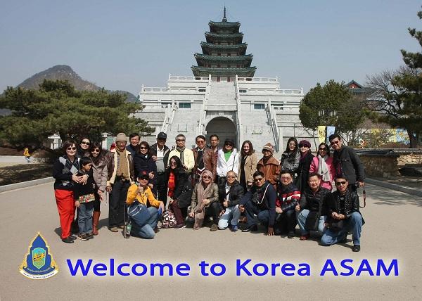 Welcome To Korea ASAM Bus  7
